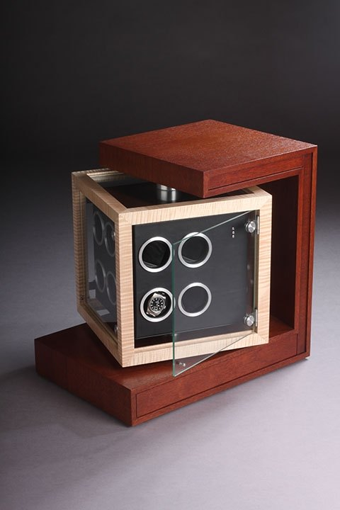 Luxury Watch Winder by JG Custom Design at CustomMade.com