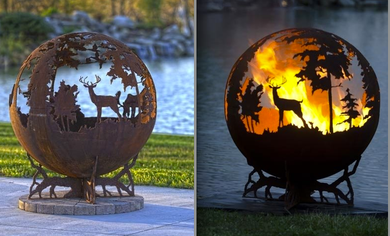 3JKTPyXER8iyMmENszOl_Fire-pit.png ... - Melissa And Jason Crisp's Unique Fire Pits - Made By CustomMade