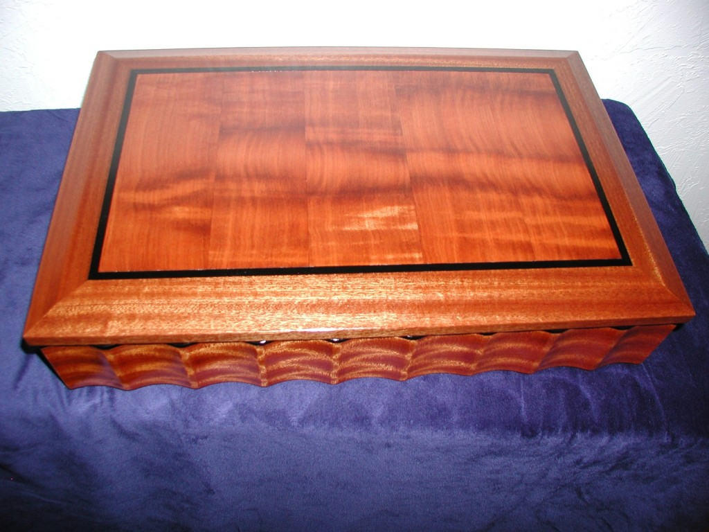 Custom Humidor No. 3 by Desuenos Woodworks at CustomMade.com