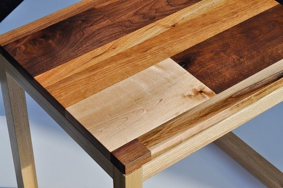 Leftovers Side Table by Eternal Furniture & Design on CustomMade.com