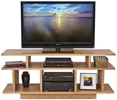 Brookline Modern TV Stand Entertainment Center by Lyndon Furniture at CustomMade.com