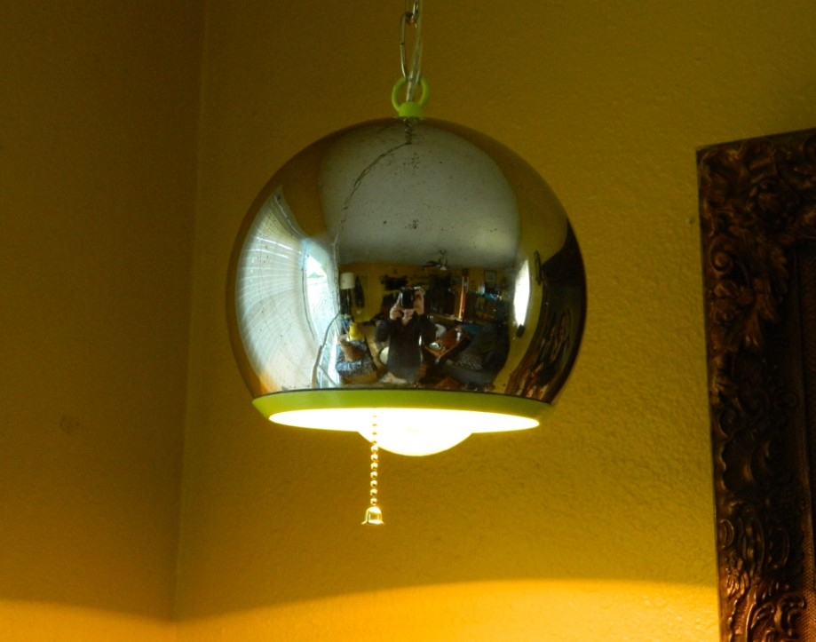 Mid-Century Modern Swag Lamp by Orwa Designs at CustomMade.com