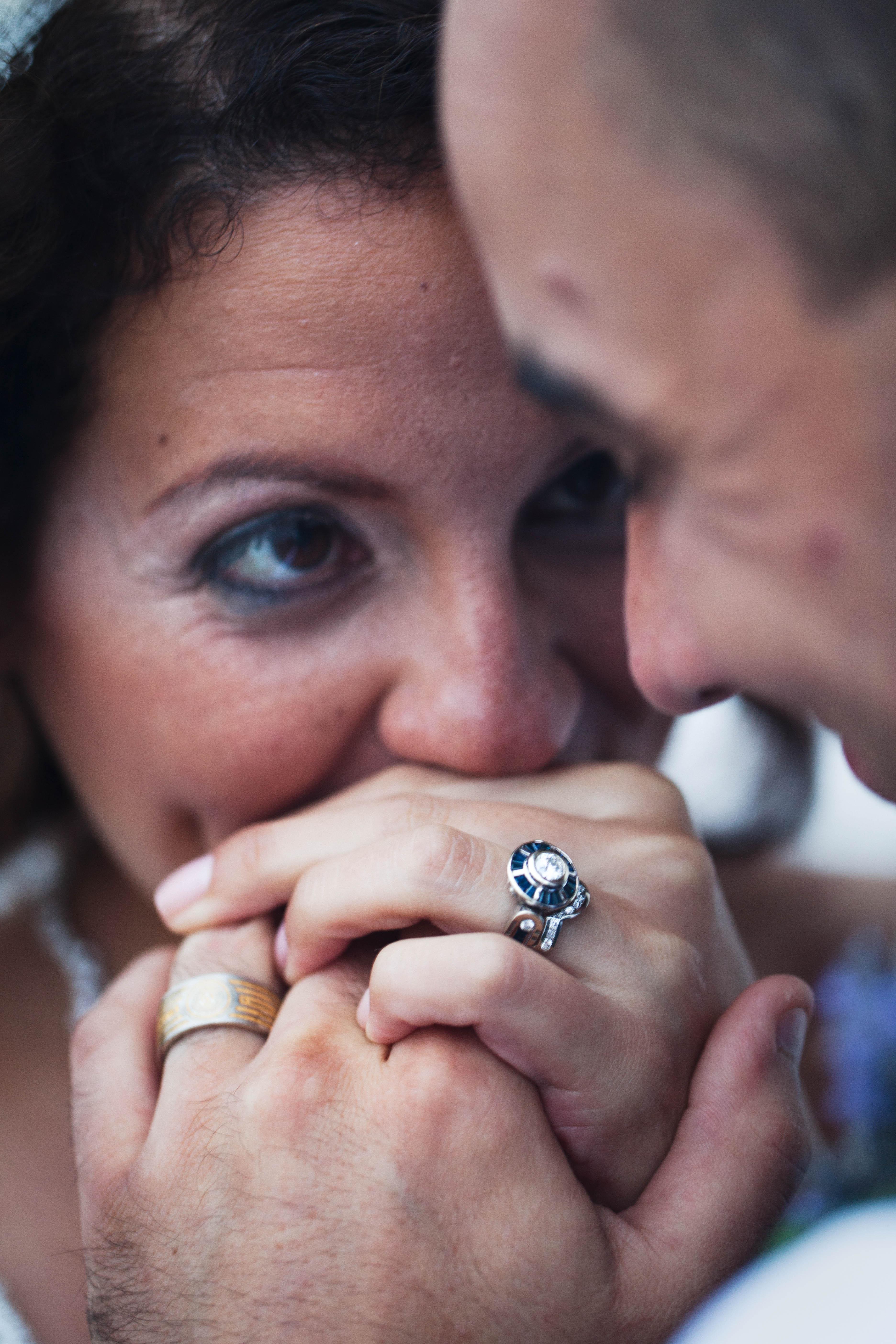 star wars wedding rings - R2d2 Wedding Ring