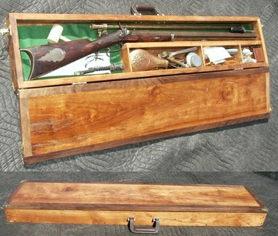 Custom Gun Cases by Artisans of the Valley at CustomMade.com