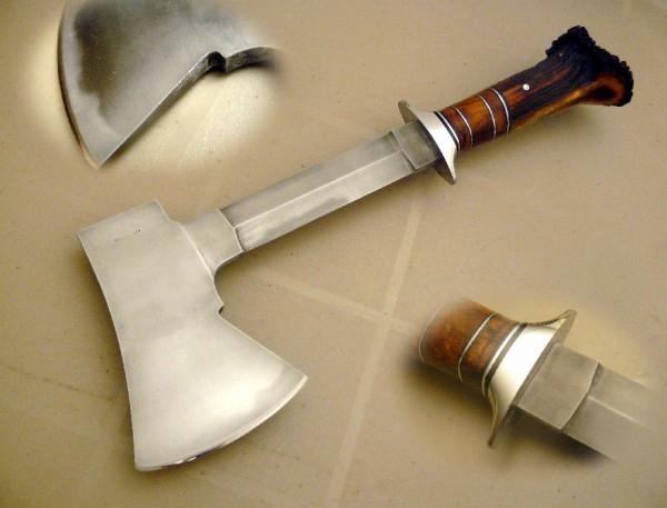Hatchet by Cote Custom Knives at CustomMade.com