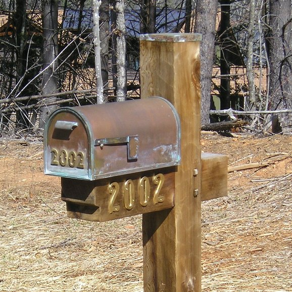 Mailboxes by Rose Woodworks at CustomMade.com