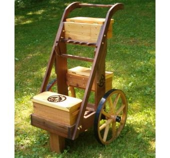 Gun Carts by Handcrafted Western Wagons at CustomMade.com