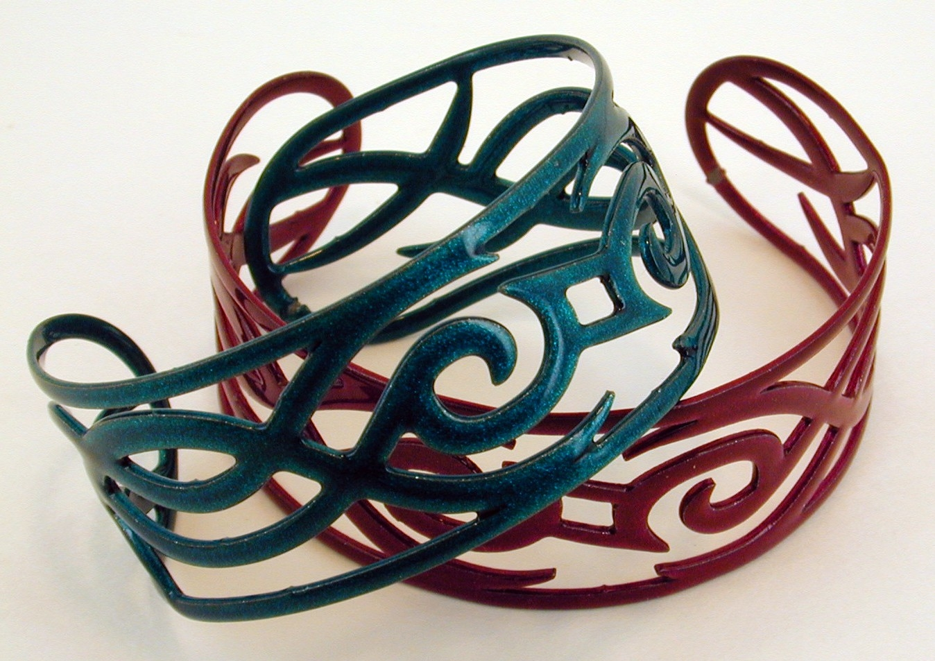 Krome Brand Bangles by Paul Michael Design at CustomMade.com