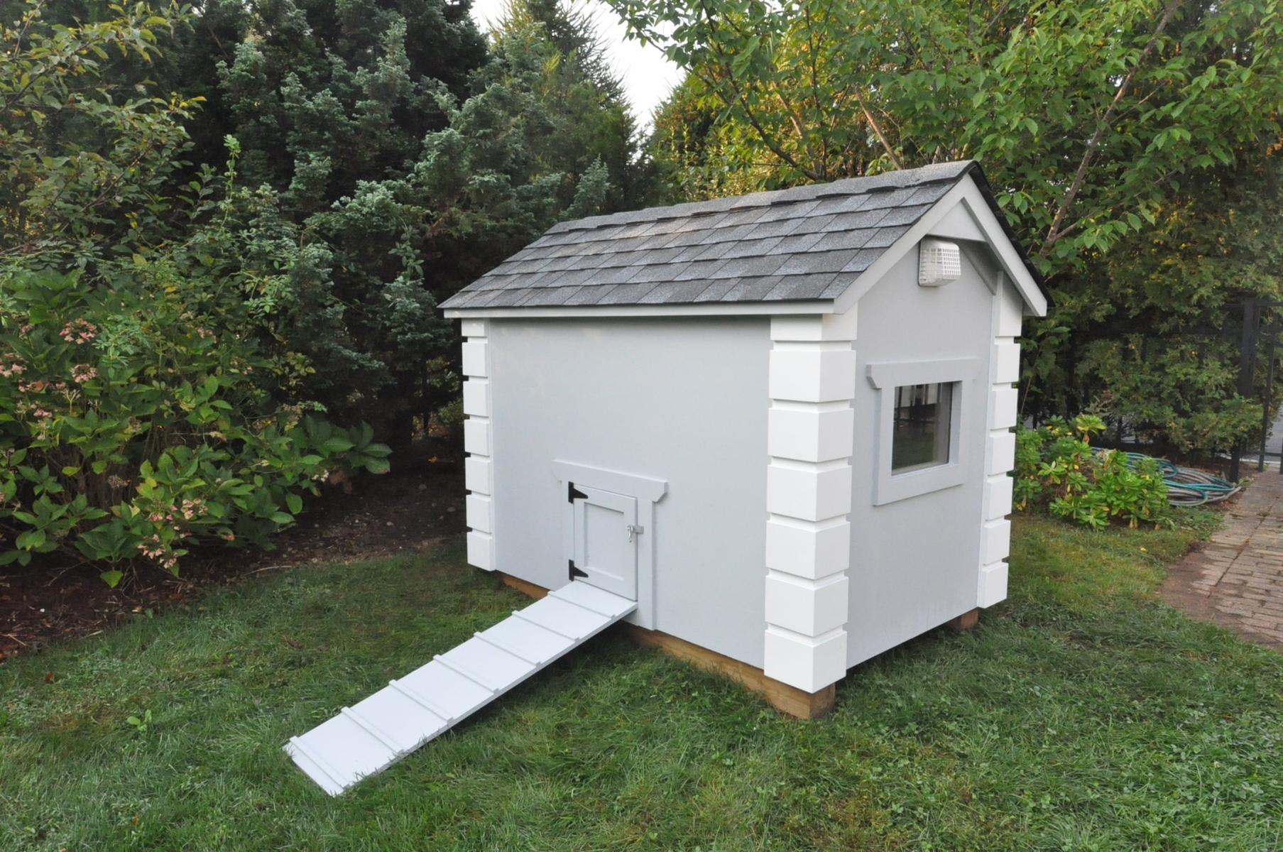 Luxury Doghouse by Z Carpentry Inc. at CustomMade.com