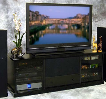Munari M1 TV Credenza by Diamond Case Designs Inc. at CustomMade.com