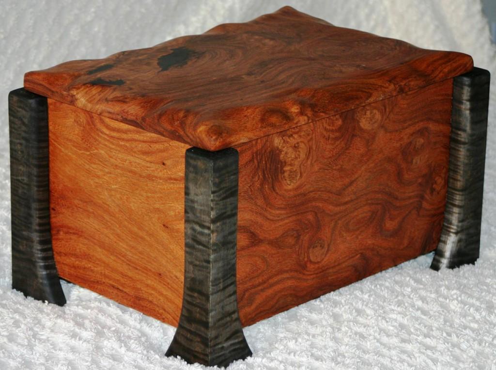 Texas Safari Humidor by Unique Mesquite Custom Woodworks at CustomMade.com