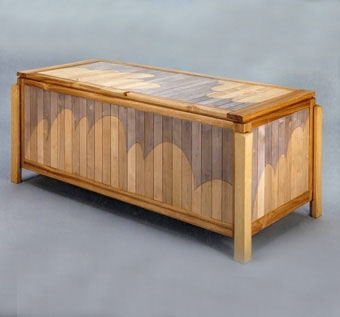 Cloud Chest by Philip Morse Design_Woodworking at CustomMade.com