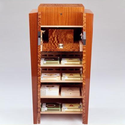 Diego Humidor by Wiggers Custom Furniture Ltd. at CustomMade.com