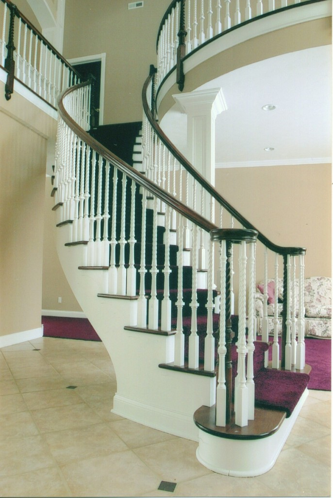 Flights Of Fancy Design Options For Your Custom Stairs
