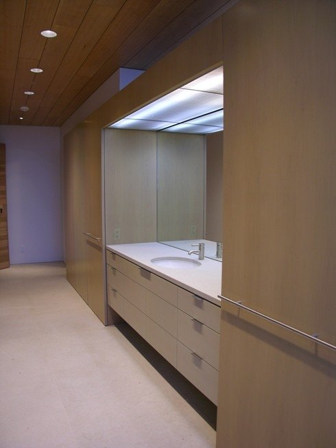 Suyama Peterson Deguchi Casework by Master Woodworks Inc. at CustomMade.com