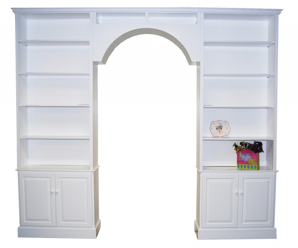 Doorway Arch by Durham Bookcases at CustomMade.com