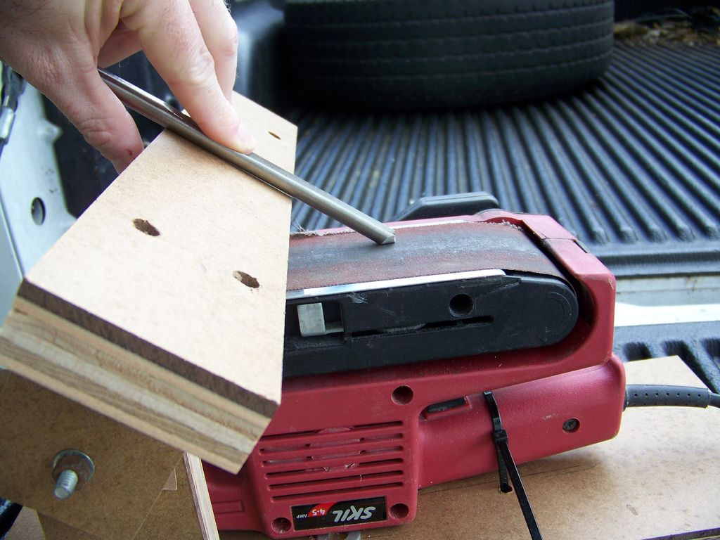 5 Ways To Use A Belt Sander Other Than As Directed