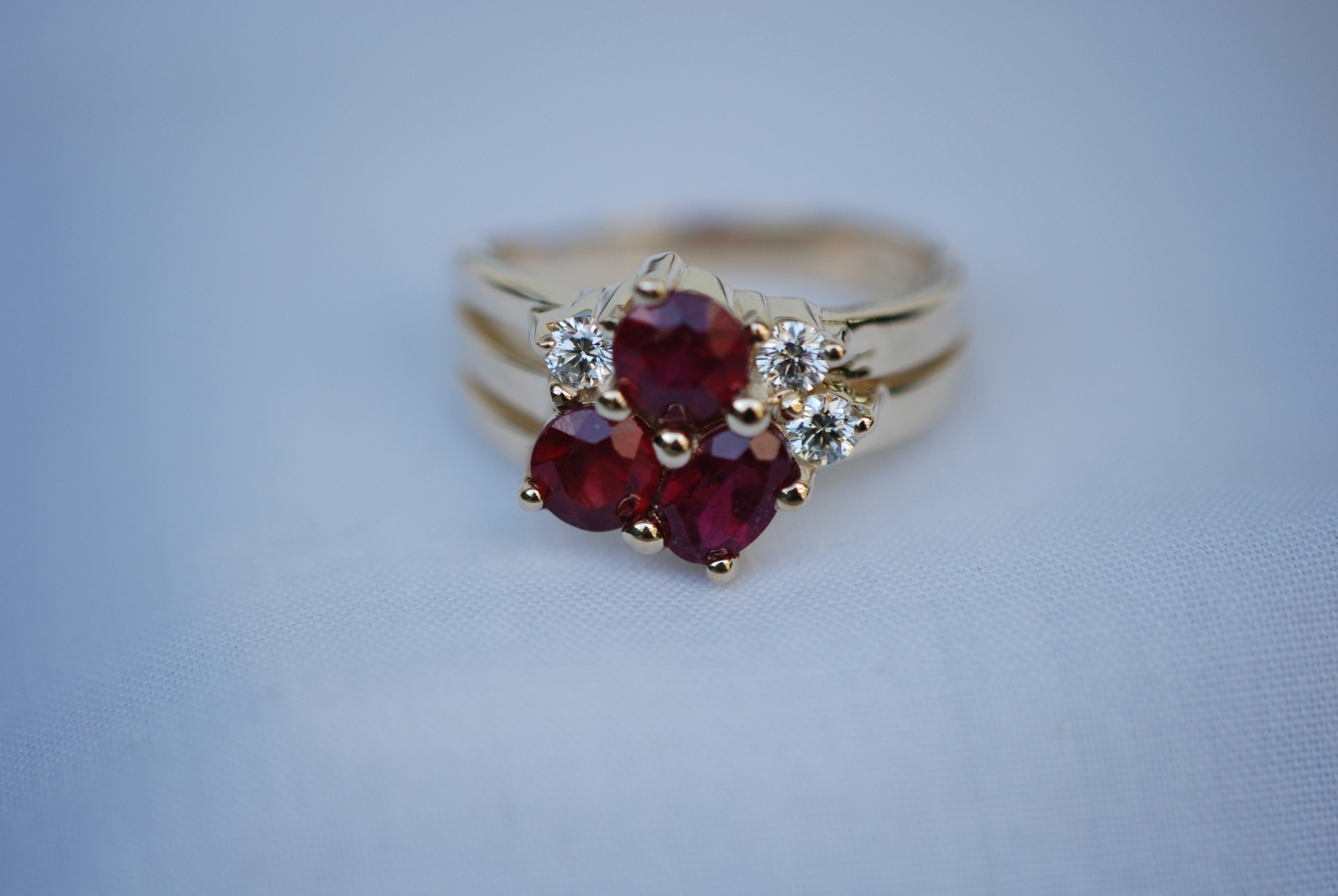 Mark Zuckerberg Designed A Ruby Ring And You Too Can