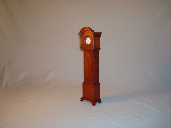 Pocket Watch Hutch by Matthew D. Stein Woodworker at CustomMade.com