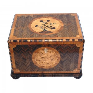 Baroque-Style Custom Made Humidor by JR-Quality LLC at CustomMade.com