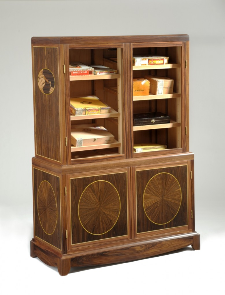 Humidor by Silas Kopf Woodworking at CustomMade.com