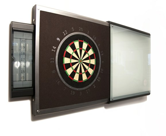 Dartboard Cabinet Designed By Mars Made On Custommade