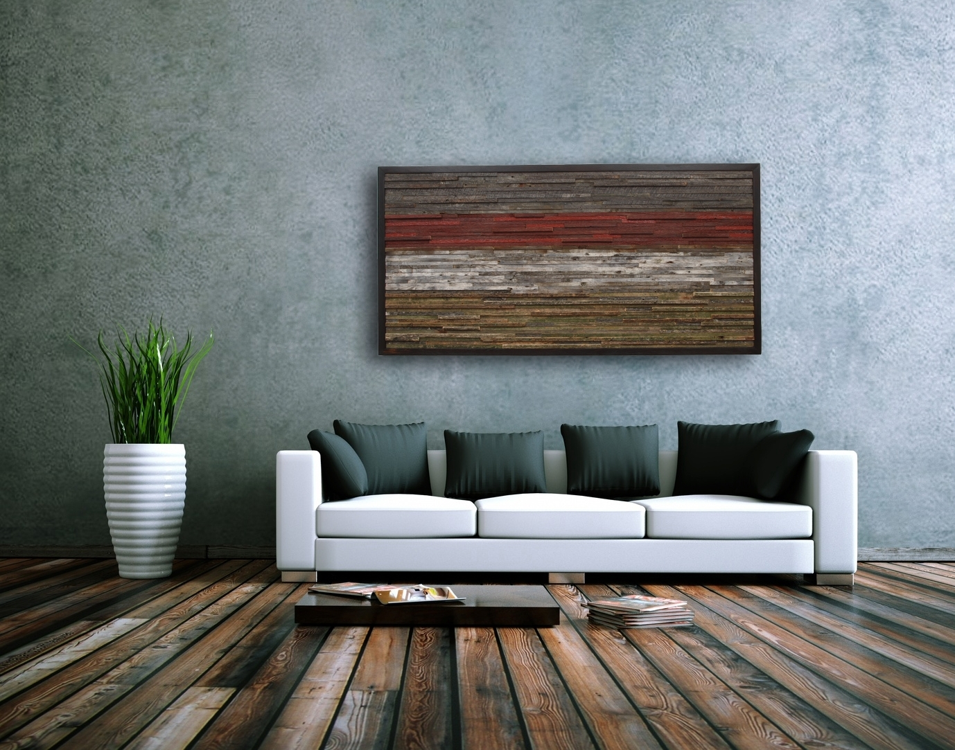 10 ways to add Rustic to your home - Made by CustomMade