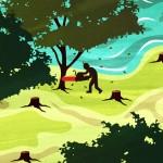 Wild Crime: Illegal Logging Industry