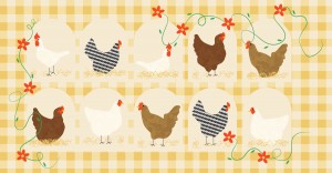 The Art of Happy Hens: How to Keep Chickens Healthy and Happy in An Urban Backyard