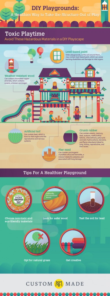 DIY Playgrounds: A Healthier Way to Take the Structure Out of Play