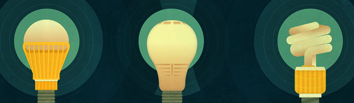 Light Bulb Moment: An Energy-Efficient Lighting Guide